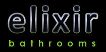 elixir bathrooms logo