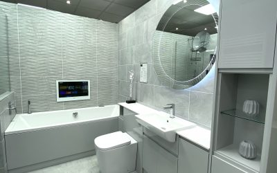 NEW PRODUCT DISPLAY AT ELIXIR BATHROOMS